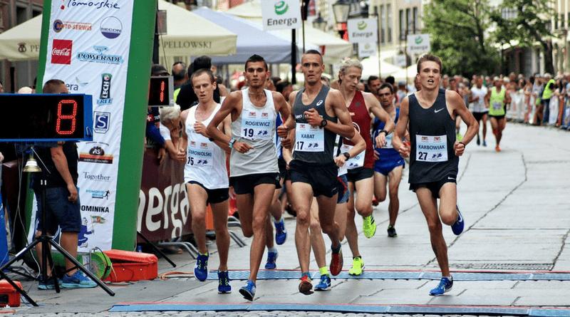 Mistrzostwa Polski w biegach