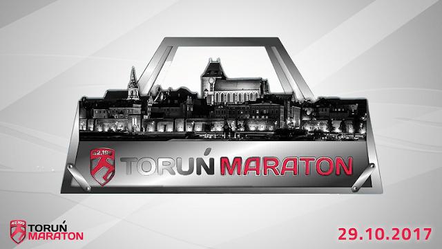 Medal maratonu w Toruniu