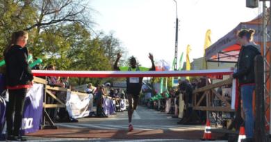 Półmaraton Kościański