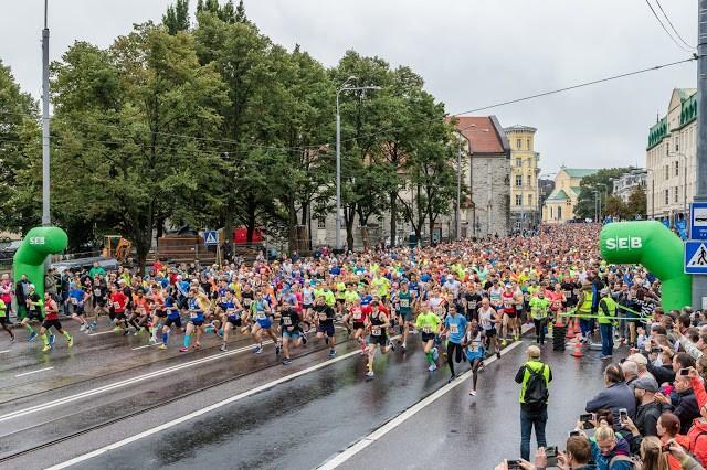 SEB Tallin Marathon