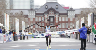 Dickson Chumbu wygrywa Tokio Maraton