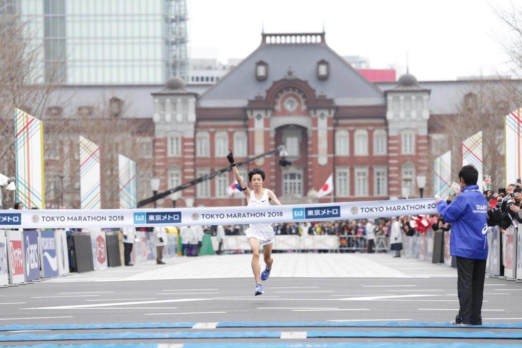 Yuta Shitara ustanowił nowy rekord Japonii - 2:06:11