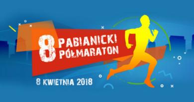 Półmaraton w Pabianicach