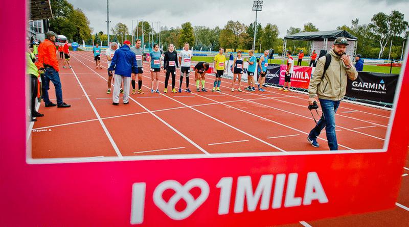 Otwarte Mistrzostwa Polski w biegu na milę