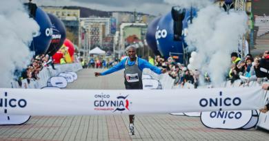 Mayo Kimayo - Gdynia Półmaraton