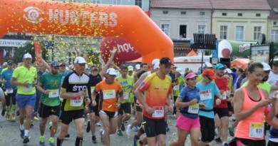 Hunters Grodziski Półmaraton Słowaka