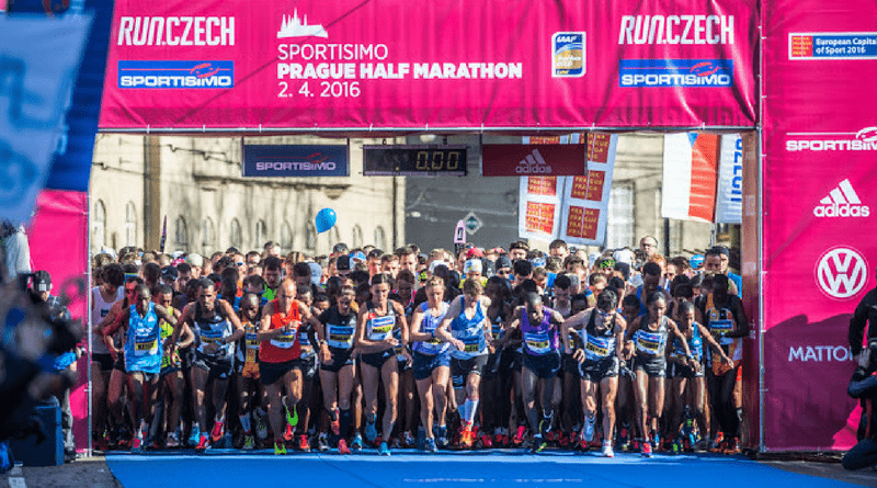 Praga Półmaraton