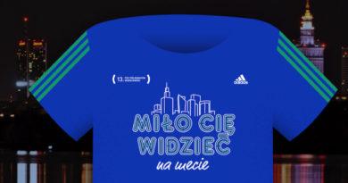Koszulka 13. PZU Półmaratonu Warszawskiego