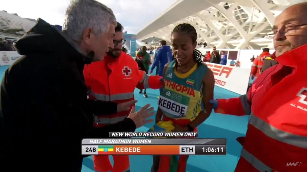 IAAF/Trinidad Alfonso World Half Marathon Championships