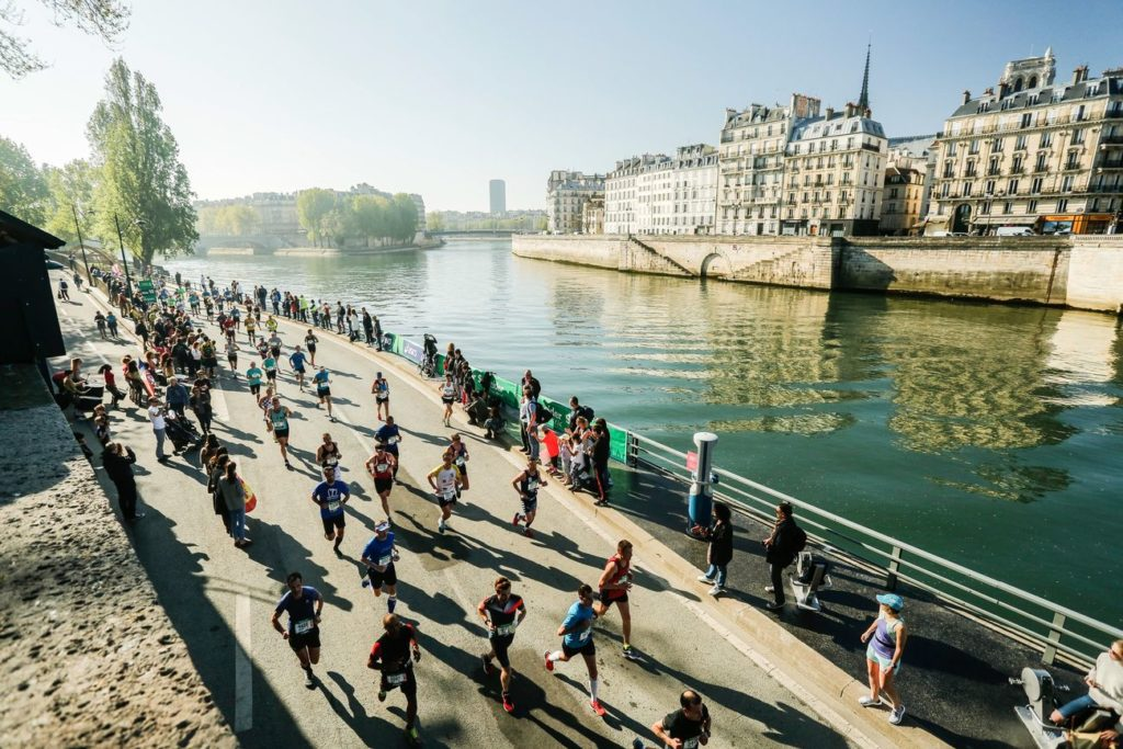 Schneider Electric Marathon de Paris