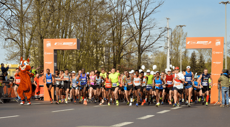 Maraton Łódź