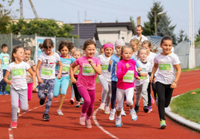 Kids Run - cykl biegów dla dzieci
