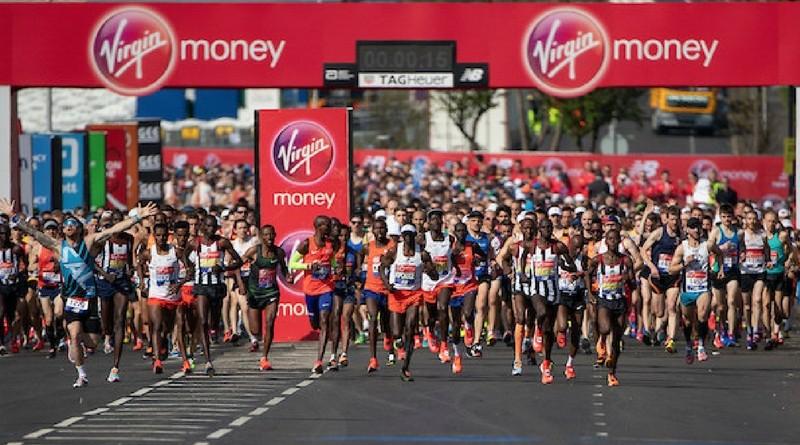 maraton londyński