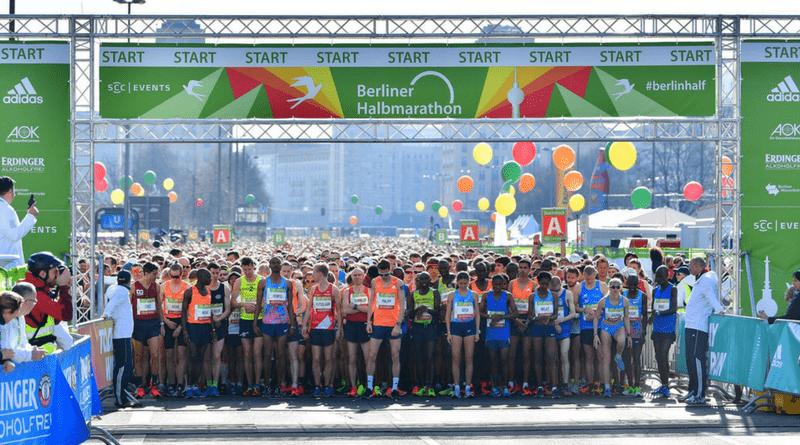 Półmaraton w Berlinie