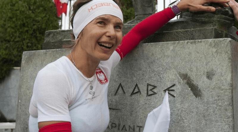 Patrycja Bereznowska z rekordem Polski