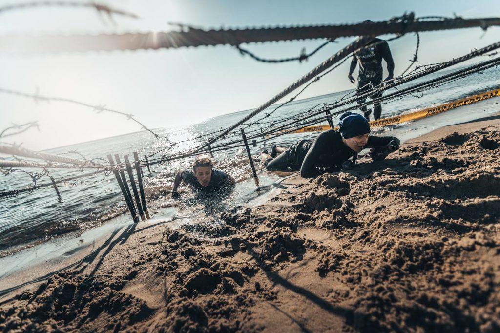 Runmageddon Gdynia