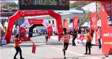 8. Nova Poshta Kyiv Half Marathon z rekordem imprezy