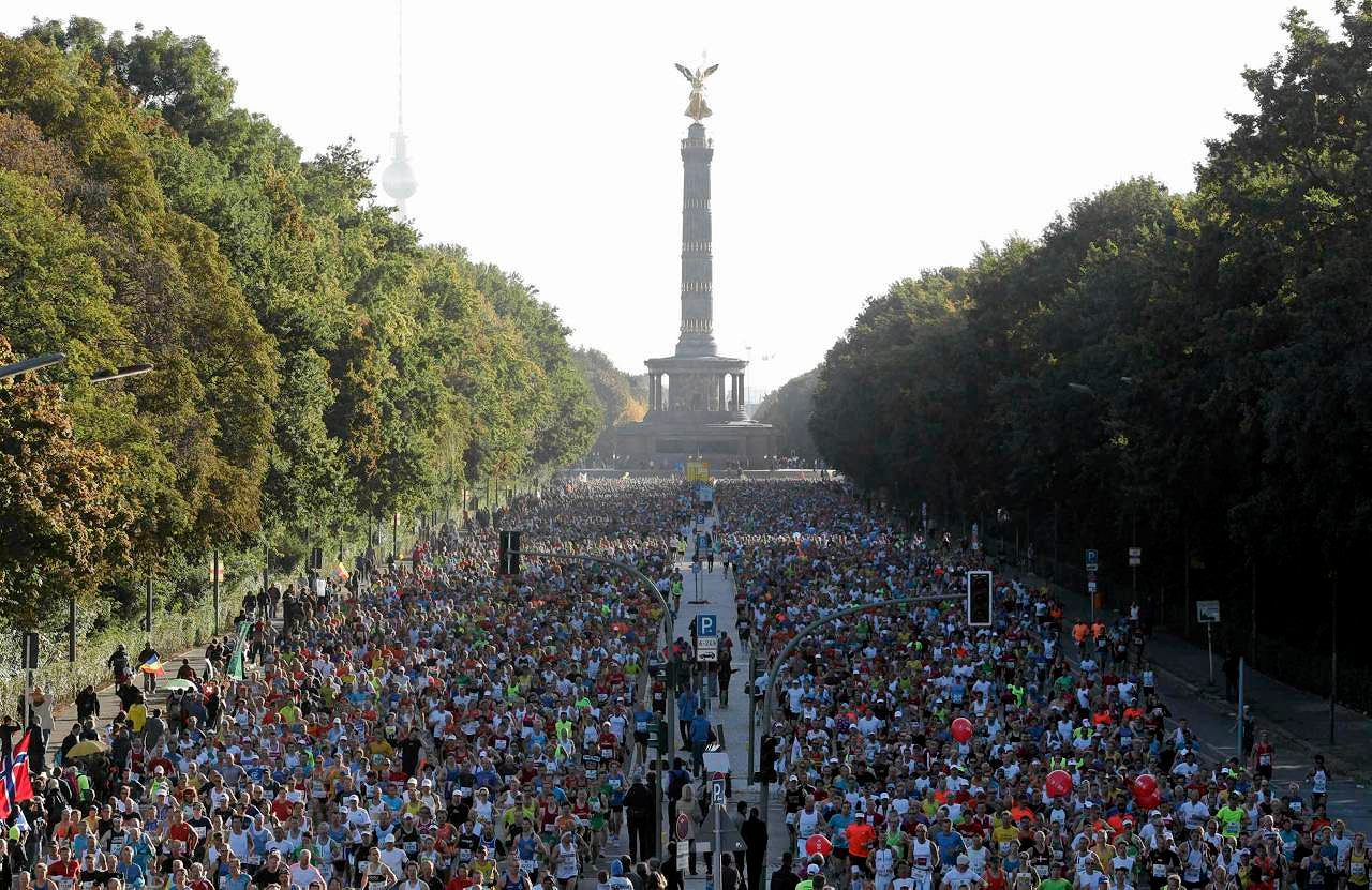 BMW Berlin Maraton