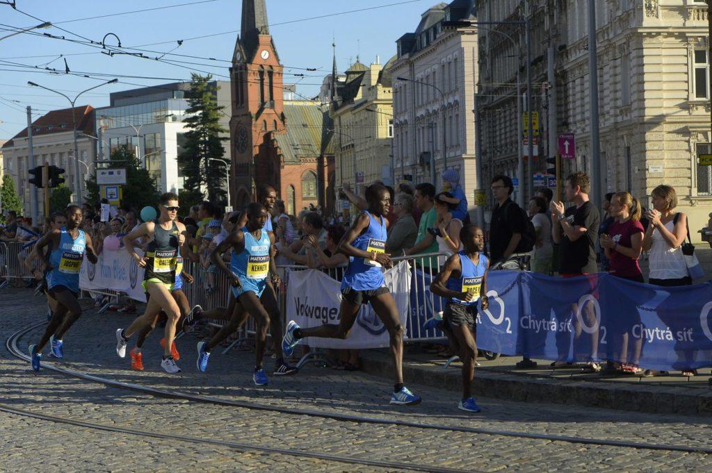 Ołomuniec Półmaraton