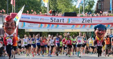 Gutenberg Marathon Mainz
