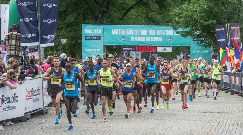 Półmaraton w Karlowych Warach