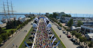 Bieg Europejski w Gdyni