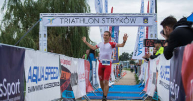 Triathlon Stryków