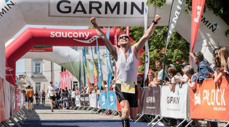 Garmin Iron Triathlon Płock 2018