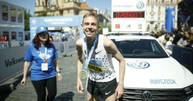 Galen Rupp - Volkswagen Prague Marathon