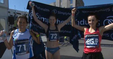 Aleksandra Lisowska - Great Run Birmingham