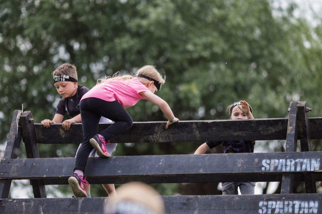 Spartan Race Kids