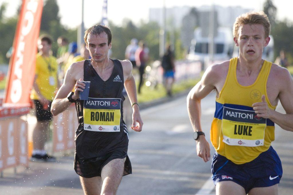 Mattoni České Budějovice Half Marathon