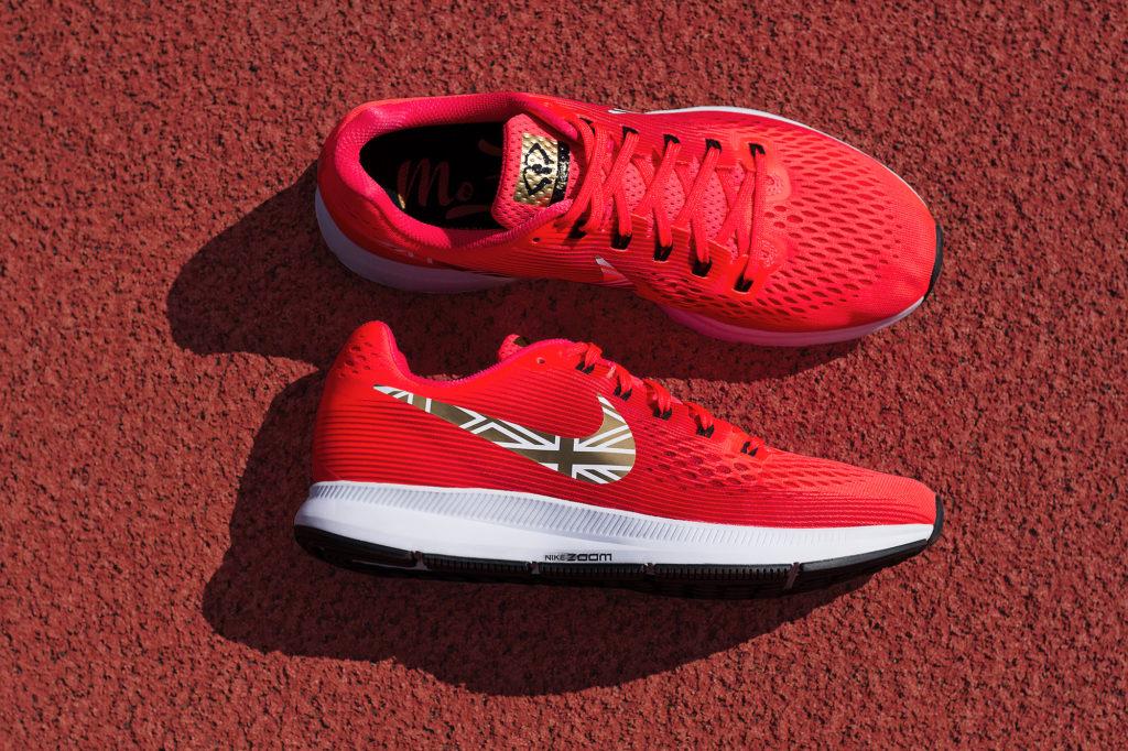Nike Zoom Pegasus Mo Farah edition