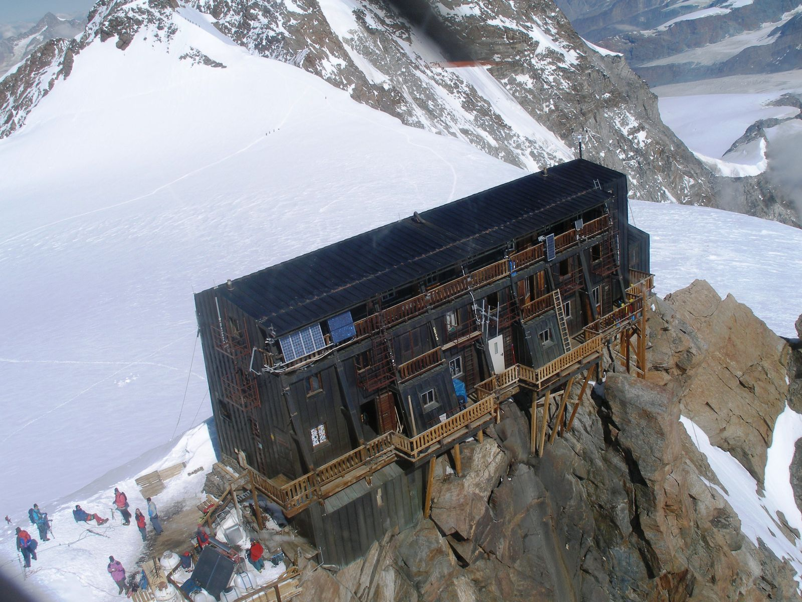Margherita Hut