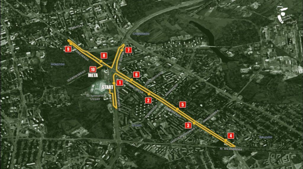 Trasa 10km