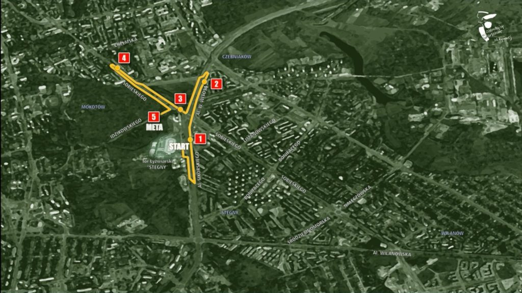 Trasa 5km