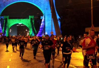 6. PKO Nocny Wrocław Półmaraton na drodze do Berlina