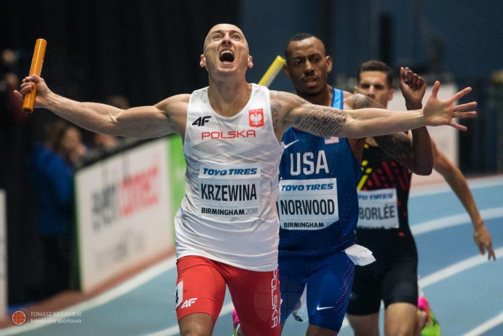 Jakub Krzewina - Birmingham 2018