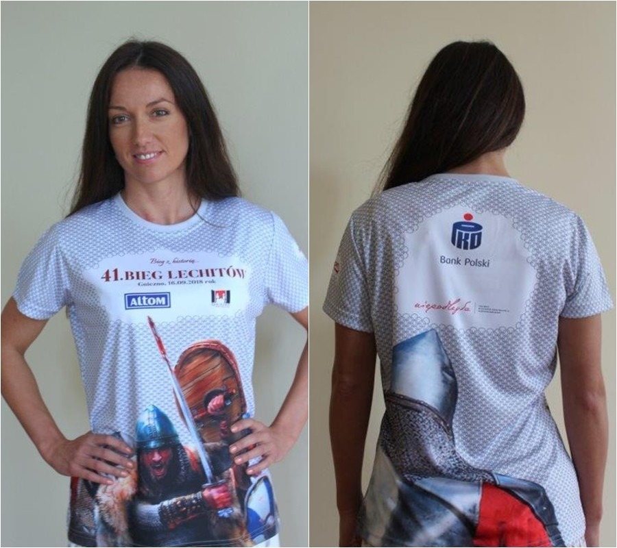 41. Bieg Lechitów - koszulka