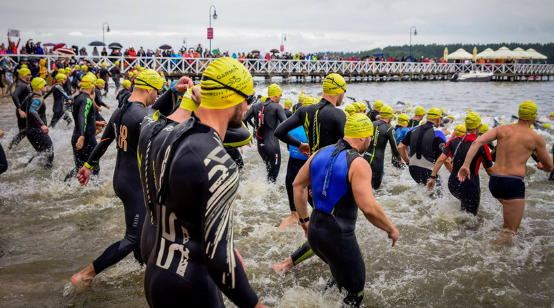 Garmin Iron Triathlon Augustów 2018