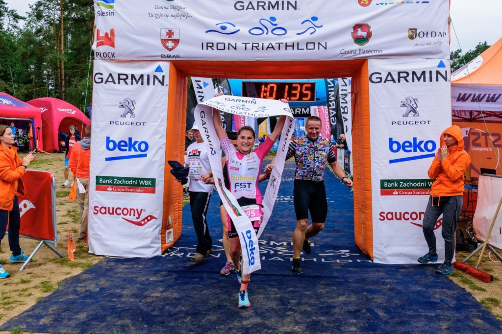 Garmin Iron Triathlon - Marta Maksymiuk