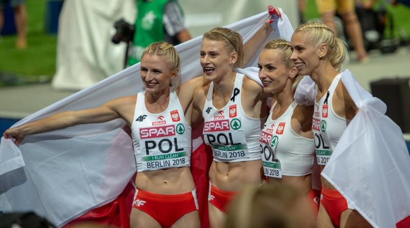 Mistrzostwa Europy w Berlinie