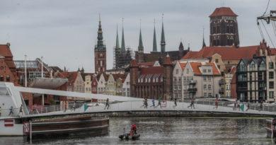 Bieg Westerplatte