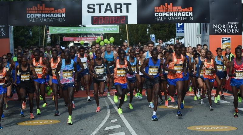 Copenhagen Half Marathon