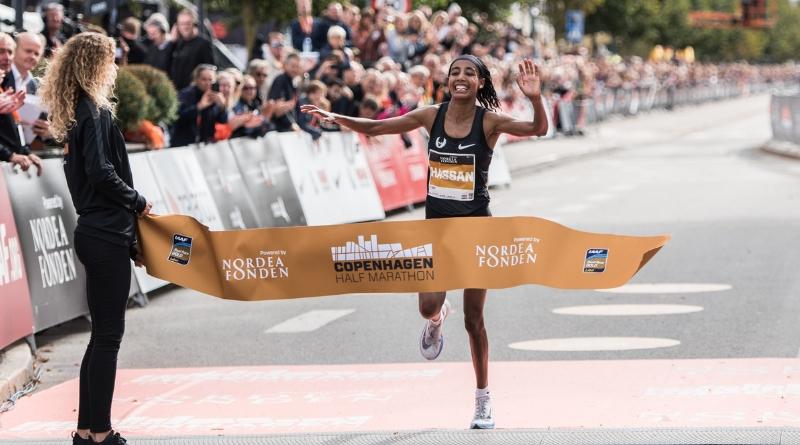 Półmaraton w Kopenhadze