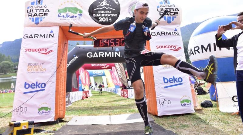 Garmin Ultra Race Radków