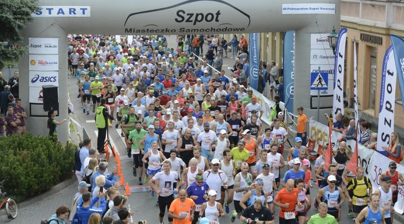 Półmaraton Szpot Swarzędz