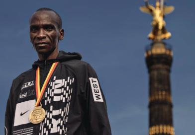 Eliud Kipchoge bohaterem najnowszego spotu Nike