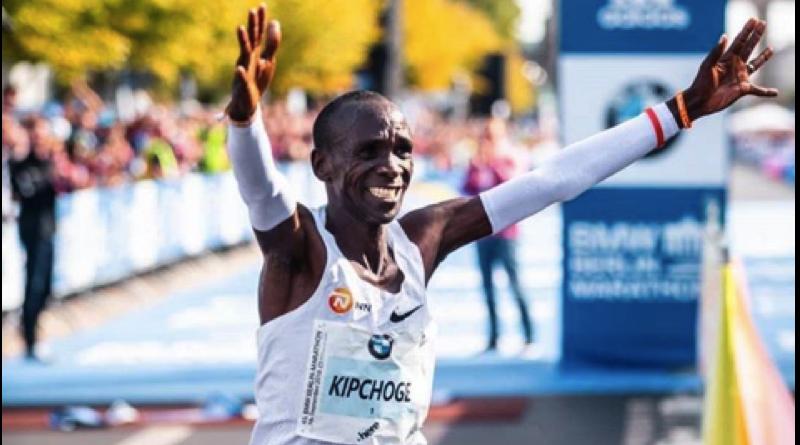 45. BMW Berlin Marathon: Eliud Kipchoge z kosmicznym rekordem świata!