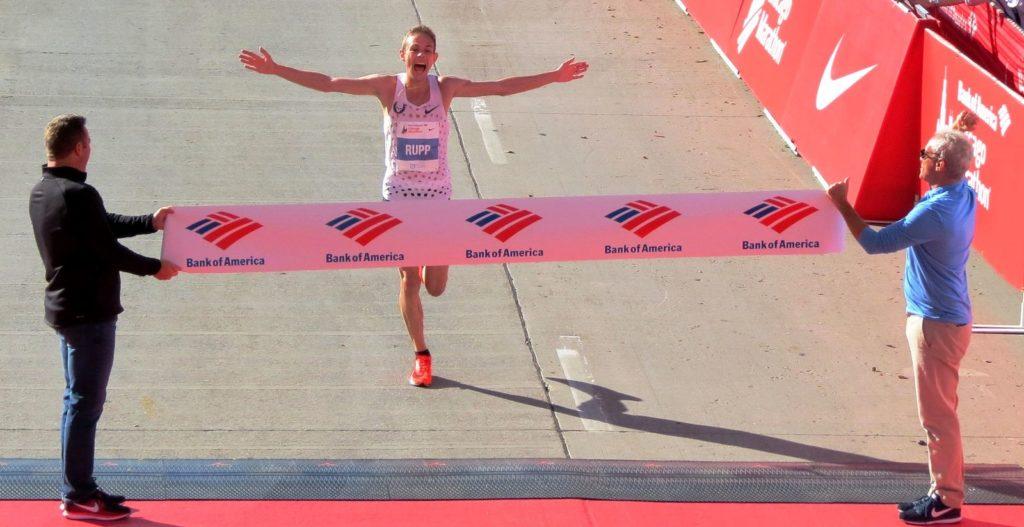 Chicago Marathon - Galen Rupp